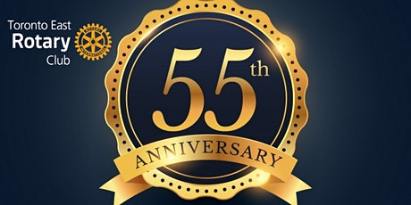 Toronto East Rotary 55th Anniversary Celebration tickets