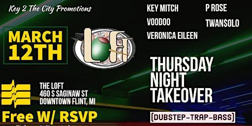 Thursday Night Takeover - Mar 12th
