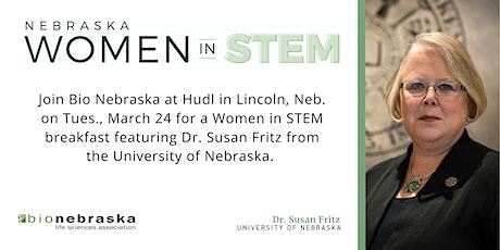 Nebraska Women in STEM Breakfast tickets