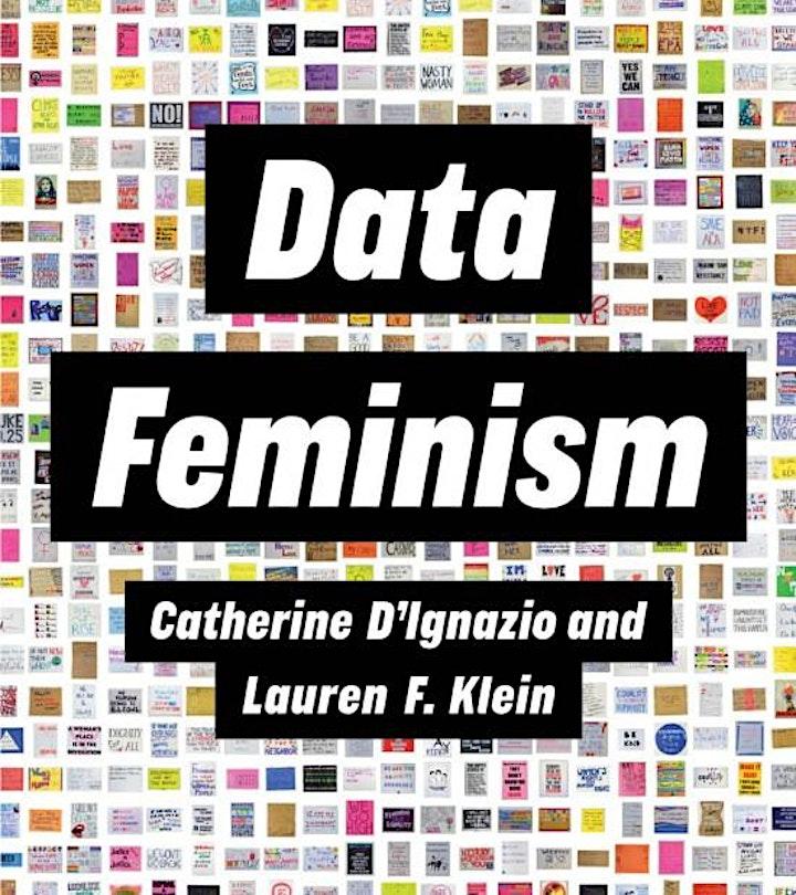 Authors@MIT | Catherine D'Ignazio & Lauren Klein present Data Feminism image