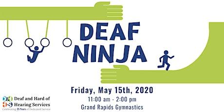 Deaf Ninja 2020 tickets