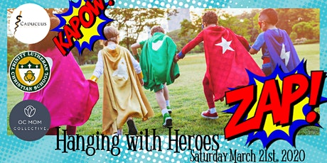 Hanging with Heroes 2020 tickets