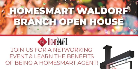 HomeSmart Waldorf Branch Open House tickets