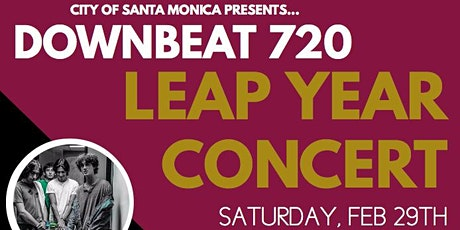 Downbeat 720 - Leap Year Concert tickets