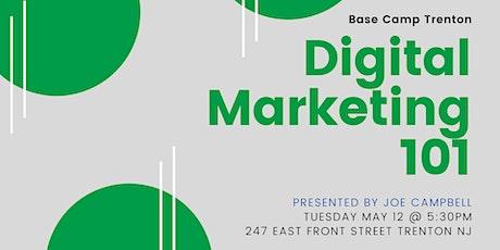 Digital Marketing 101 tickets