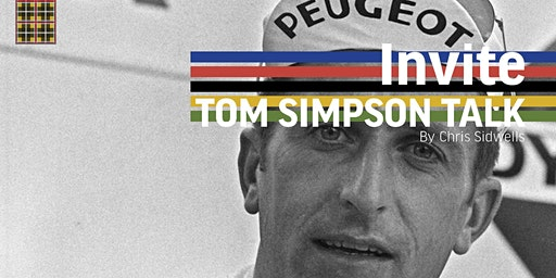 Tom Simpson Talk with Chris Sidwells