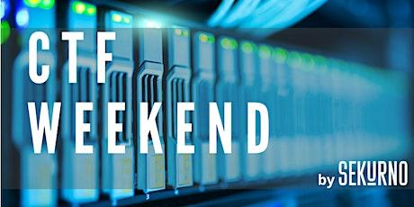 CTF Weekend vol.10 tickets