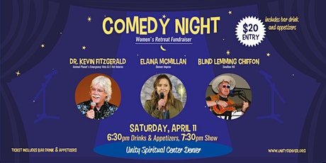 Comedy Night at Unity tickets