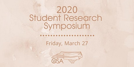 OSA Student Research Symposium tickets