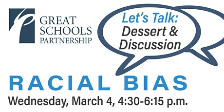 Let's Talk: Dessert & Discussion - Part Five tickets