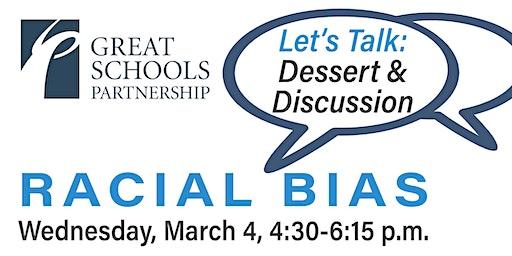 Let's Talk: Dessert & Discussion - Part Five