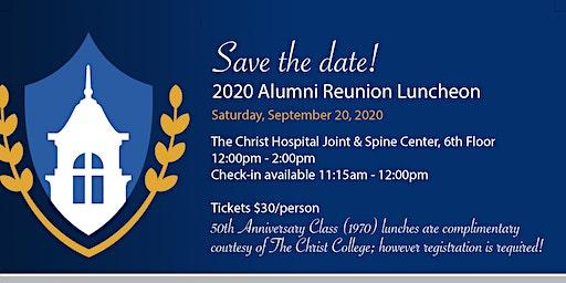 2020 TCC Alumni Reunion Luncheon