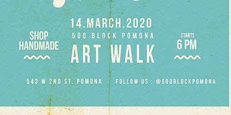 Spring Things - March Art Walk tickets