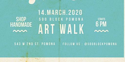 Spring Things - March Art Walk