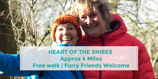 HEART OF THE SHIRES EVENING WALK | APPROX 4 MILES | MODERATE | NORTHANTS