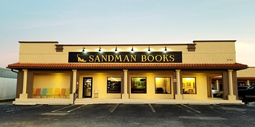 PhotoTalk with David Sussman at Sandman Books