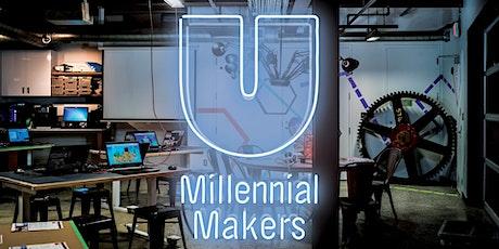 Millennial Makers: Candle Wax Art tickets