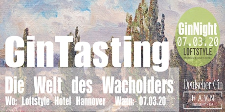 Gin Tasting @ GinNight Hannover Tickets