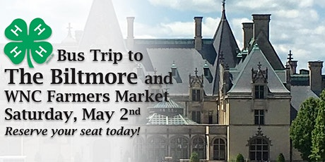 4-H Bus Trip the Biltmore tickets