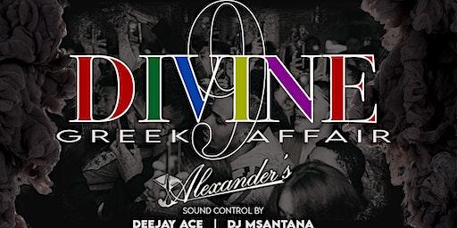Divine 9 Greek Party