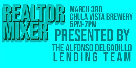 Realtor Mixer - Chula Vista Brewery tickets