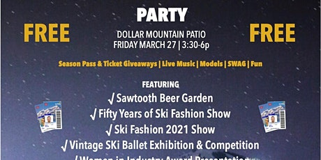 Sun Valley Welcome Party & Giveway tickets