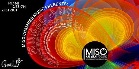 MISO CHAMBER MUSIC SERIES PRESENTS: MUSIC AND GRAVITATIONAL WAVES tickets