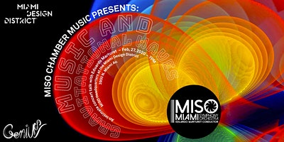 MISO CHAMBER MUSIC SERIES PRESENTS: MUSIC AND GRAVITATIONAL WAVES