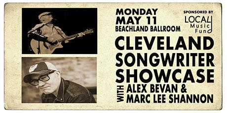 Cleveland Songwriter Showcase featuring Alex Bevan and Marc Lee Shannon tickets