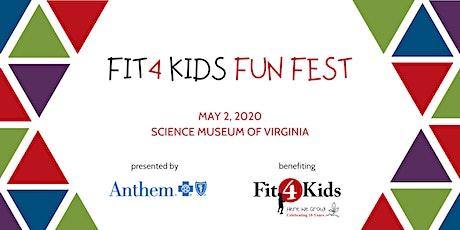 Fit4Kids Fun Fest tickets