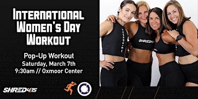 International Women's Day Workout