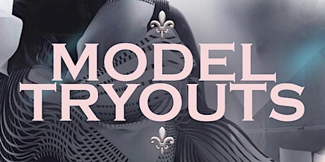 Casting Call for Rose Noire Fashion Show tickets
