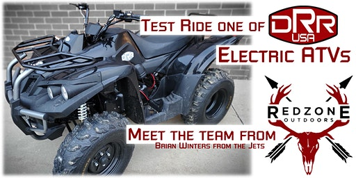 It's Electric Extravaganza: Electric ATV Test Ride Day