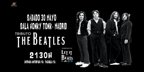 Homenaje a The Beatles en Honky Tonk - Let It Beats entradas