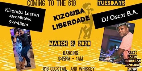 Dancing Tuesdays @ Kizomba Liberdade tickets