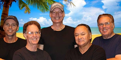Beach Boys tribute featuring California Surf Inc.