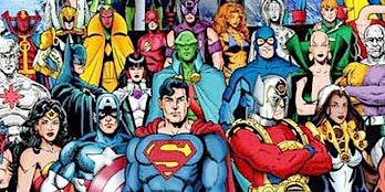 Super Hero Fight School