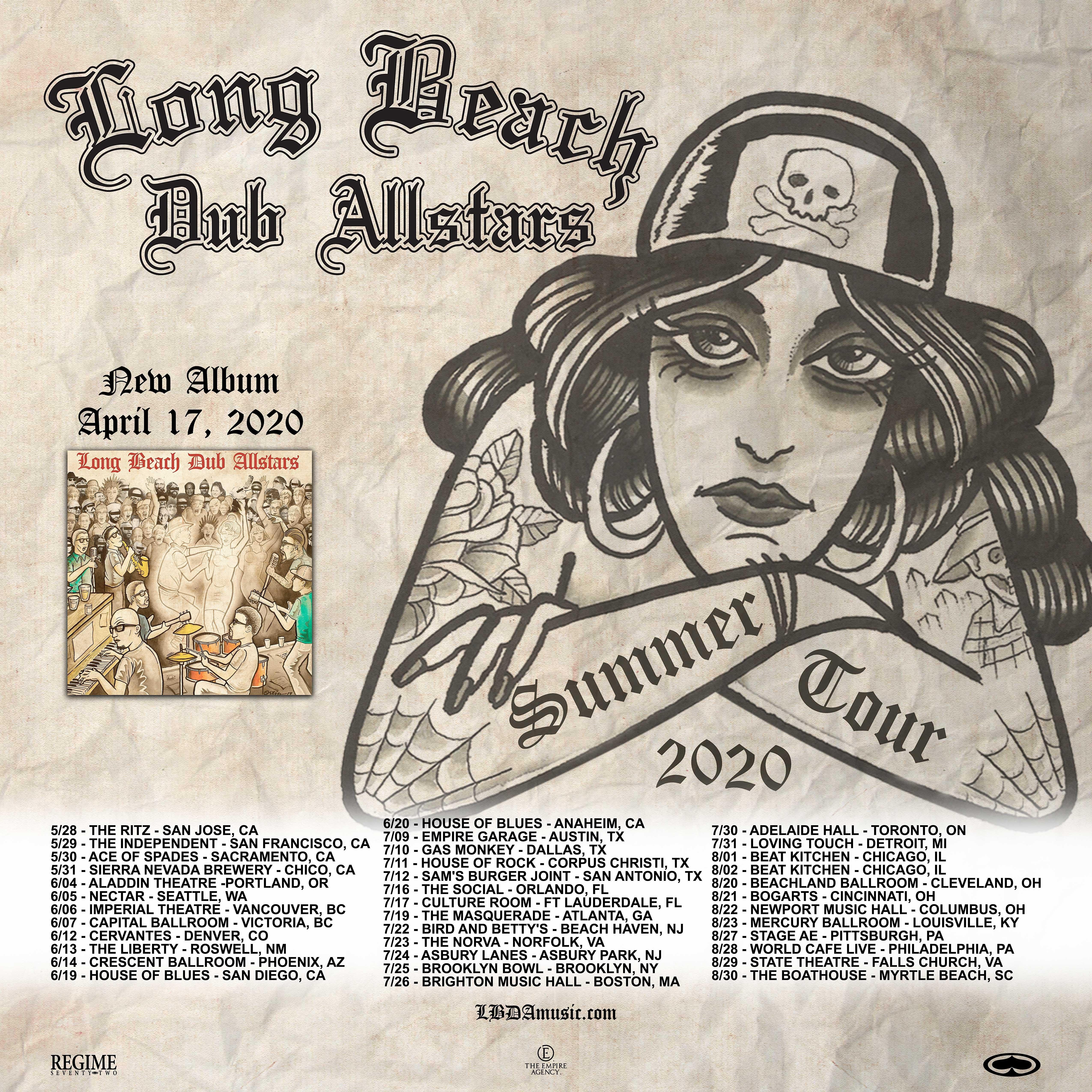 Long Beach Dub Allstars Tickets The