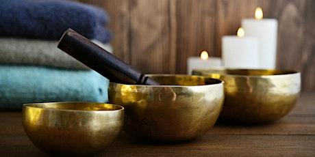 Restorative Sound Bath and Yoga Nidra tickets