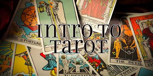 Intro to Tarot - Beginner class