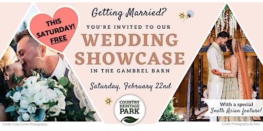 Country Heritage Park's FREE Wedding Showcase