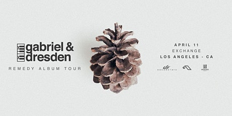 Gabriel & Dresden (POSTPONED) tickets