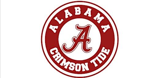 University of Alabama College Visit