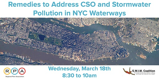 Remedies to Address CSO and Stormwater Pollution in NYC Waterways