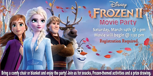 Frozen 2 Movie Party