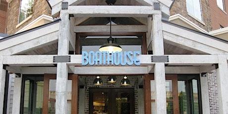 Carolina House Dinner at the Boathouse tickets