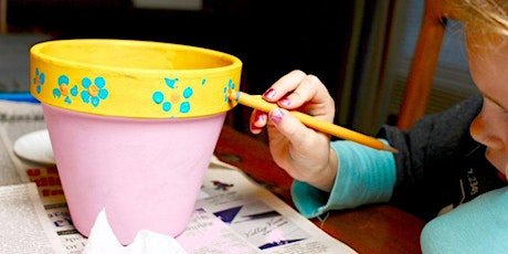 Kid's Paint and Plant tickets