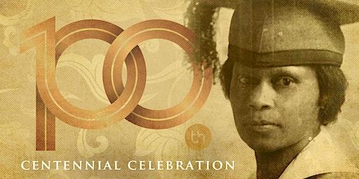 Florence B. Bowser 100th Anniversary Celebration