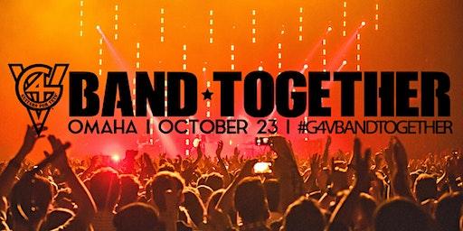 G4V Presents: BAND TOGETHER
