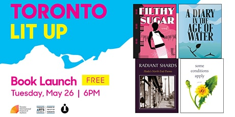 POSTPONED - Toronto Lit Up: Inanna's 2020 Spring Releases tickets